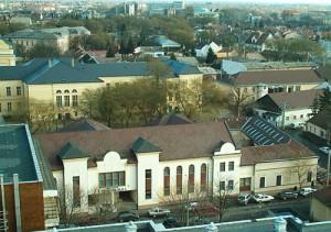 Vikár Sándor Zeneiskola, Nyíregyháza - Az iskola épülete