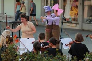 A Piccoli Zenekar a tavalyi Vikoron