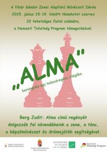 Alma plakát