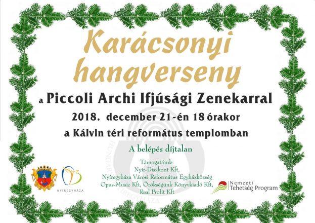 Piccoli Karácsony 2018