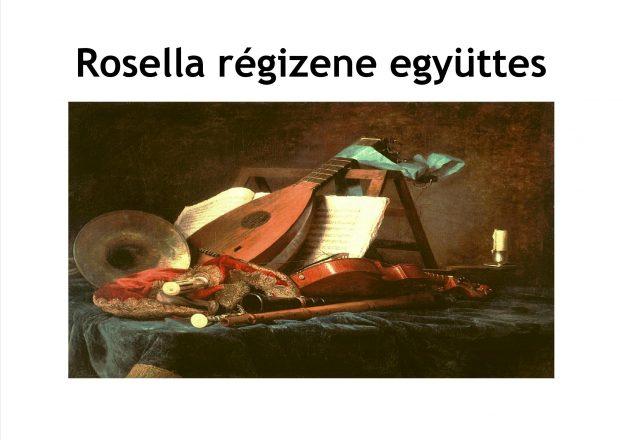 Rosella régizene együttes