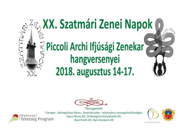 XX. Szatmári Zenei Napok