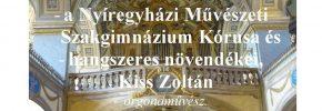 Zenés Áhitat plakát